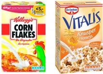Cornflakes & Müsli