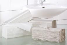 Papierhandtücher divers