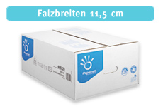 Falzbreite 11,5 cm
