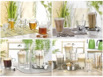 Glas Becher/Tassen
