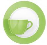 Coffeeshop hellgrün