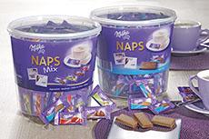 Milka Naps/Choco Mini