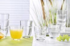 Gläser Serien stapelbar