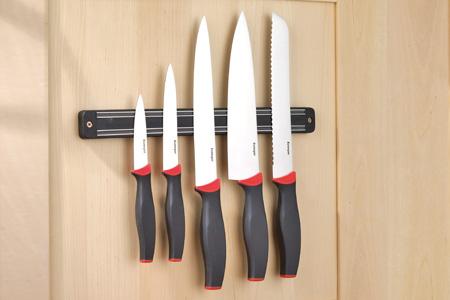 Messer mit Magnetleiste
