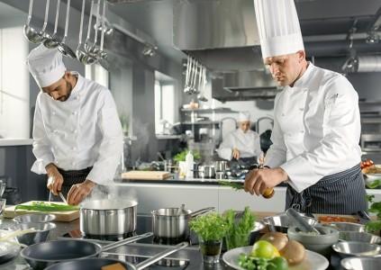 Alles für die Großküche