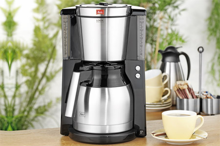 Kaffee-Zubereitung