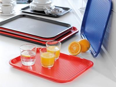 Tablett Modern Kunststoff