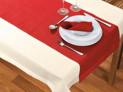 Tischwäsche aus Stoff