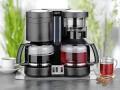 Kaffeemaschine Krups DUOTHEK PLUS Farbe: matt schwarz Maße:Breite 35 cm,Tiefe 21 cm, Höhe 31,5 cm