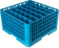 Carlisle RACK 36 COMPT GLASS +4 CARLBLU