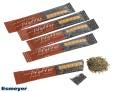 Pfeffer in hygienischer Portionspackung, 750 Sticks. Ca. 0,2 g Pfeffer pro Stick. Sehr lange haltbar.