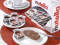 Nutella Nuss-Nougat-Creme, Inhalt: 40 Stück à 15 g im Thekendisplay