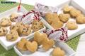 Coppenrath Cookie-Herzen Choco Inhalt: 200 Stück á 5 g je Karton.