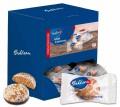 Bahlsen CONTESSA MINIS - Runde braune Lebkuchen mit Schokolade - Inhalt ca. 130 Einzelpackungen à 9 g