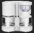 Kaffeemaschine KRUPS DUOTHEK PLUS Farbe: matt weiß Maße:Breite 35 cm,Tiefe 21 cm, Höhe 31,5 cm