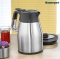 Isolierkanne/Wasserkocher Gastroback ADVANCED,  Inhalt: 1,7 Liter, Vakuum-Kanne, doppelwandiger Edelstahl, Einhandbedienung.
