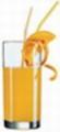 Longdrinkglas GEO, Inhalt: 0,37 Liter, Höhe: 144 mm, Durchmesser: 67 mm, Füllstrich bei 0,3 Liter.