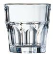 Becherglas GRANITY, Inhalt: 0,16 Liter, Höhe: 75 mm, Durchmesser: 70 mm, stapelbar, für Heißgetränke geeignet.