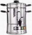 Kaffeeautomat Hotspot CNS 35 für 15 bis 35 Tassen - 2 bis 4,5 ltr. Höhe: 38 cm, Durchmesser: 22 cm