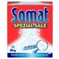 Somat Spezial-Salz Inhalt: 6 kg für Haushaltsspülmaschinen