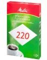 Melitta Filterpapier - Größe Pa SF 220 G - Inhalt: 100 Stück