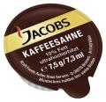 Jacobs Kaffeesahne mit 10 % Fett, Inhalt: 240 Stück à 7,5 g je Karton.