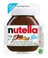 NUTELLA PORTIONSPACKUNG je 15 g - das Original von Ferrero - Inhalt 120 Stück im Karton