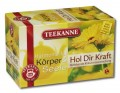 Tee HOL DIR KRAFT von Teekanne - belebender  Inhalt: 20 Beutel