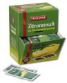 ZITRONENSAFT von Teekanne - 100 Tassen-Portionen à 4,0 ml - in praktischer Spenderbox - Saft aus Konzentrat