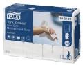 Tork Premium Interfold, extra weich hochweißes Handtuchpapier, 2-lagig TAD-Qualität aus Zellstoff, Tuchabmessung