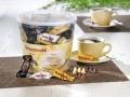 Toblerone Mini-Mix, Inhalt: 113 Stück à 8 g je Runddose.