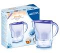 BRITA Marella Cool lavender Wasserfilter,  Gesamtvolumen:2,4l, gefiltertes Wasser:1,4l,  BRITA Memo