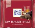 Ritter Sport Rum Trauben Nuss 100G
