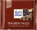 Ritter Sport Trauben-Nuss 100G