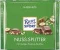 Ritter Sport Nuss-Splitter Großtafel 250G