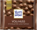 Ritter Sport Voll Nuss Nuss-Klasse 100G