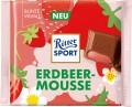Ritter Sport Erdbeer-Mousse Sommerpromotion 2019  100G