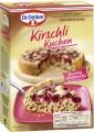 Dr. Oetker Kirschli Kuchen Backmischung 435G