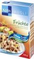 Koelln Müsli Früchte ohne Zucker 500G