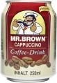 Mr. Brown Iced Coffee Cappuccino 0,25L
