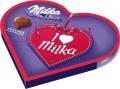I Love...Milka Miniherz Nougat 44G