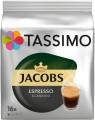 Jacobs Tassimo Espresso 118G