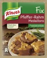 Knorr fix Pfeffer-Rahm Medaillons 35G