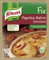 Knorr fix Paprika- Rahmschnitzel 43G