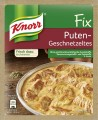 Knorr fix Puten-Geschnetzeltes 36G