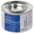 Brennpaste einzeln, Brennstoffbasis: Ethanol passend zu allen lieferbaren Brennbehältern Brenndauer ca. 3 Std. pro 0,2 kg