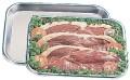 Vitrinen-Präsentierschale Fleisch 32,5x25cm