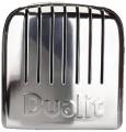 Dualit Kombi-Toaster aus Edelstahl