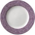 Suppenteller, Durchmesser 225 mm,  Form BRUSH, purple, violett, Arcoroc