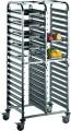 SARO Regalwagen für 1/1 GN-Behälter Modell LIAM  DUO